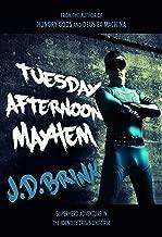 Tuesday Afternoon Mayhem: Superhero Adventure in the Identity Crisis Universe