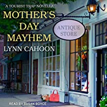 Mother's Day Mayhem: Tourist Trap Mystery Series, Book 6.5