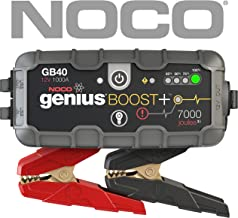 NOCO Boost Plus GB40 1000 Amp 12V UltraSafe Portable Lithium Car Battery Jump Starter Pack for Up to 6L Gasoline and 3L Diesel Engines - coolthings.us