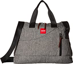 ZUBISU Cool Grey Laptop Bag