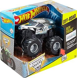 Hot Wheels Monster Jam Rev Tredz New Earth Authority Vehicle