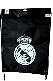 Real Madrid Authentic Official Licensed Soccer Drawstring Cinch Sack Bag