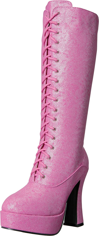 Ellie shoes Women's 557-Foxy Engineer Boot