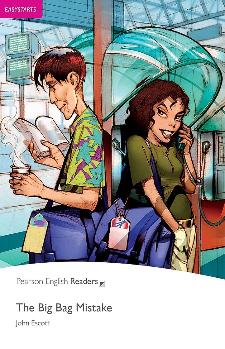 杭惑星ガロンEasystart: The Big Bag Mistake (Pearson English Graded Readers) (English Edition)