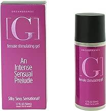 [G] Female Stimulating Gel with Primrose Oil, Arousal Lube for Sex - Ocean Sensuals