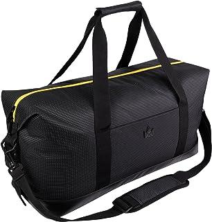 The Friendly Swede Weekender Tasche, leichte Handgepäck Reisetasche - Travel Bag Duffle für modebewusste Damen und Herren, 25L - KÅBO