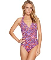 LAUREN Ralph Lauren - Paisley One-Piece Swimsuit
