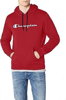 Champion Men's - Classic Logo Hooded Sweatshirt