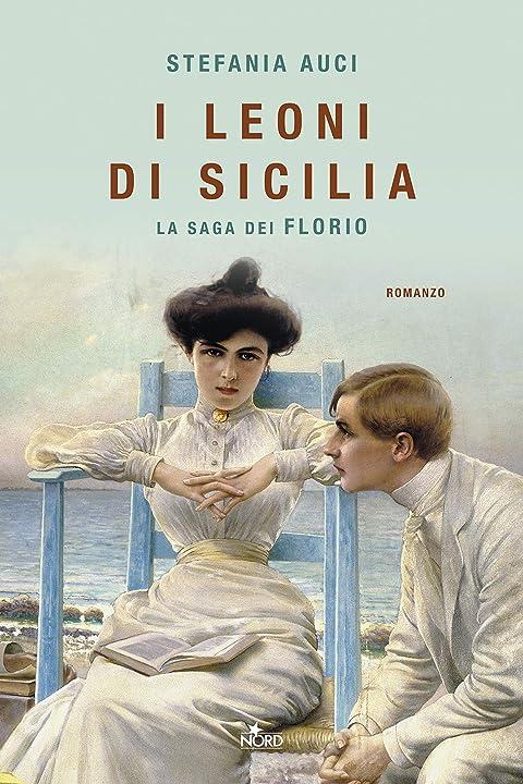I leoni di sicilia. la saga dei florio copertina flessibile 978-8842931539