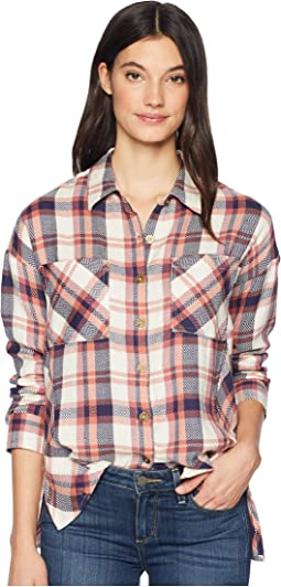Ride Along Flannel