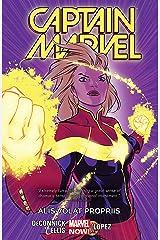 Captain Marvel Vol. 3: Alis Volat Propriis (Captain Marvel (2014-2015)) (English Edition) eBook Kindle
