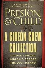 A Gideon Crew Collection: Gideon's Sword, Gideon's Corpse, and The Lost Island Omnibus (Gideon Crew series)