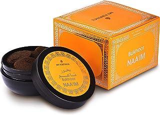 Bakhoor Naaim Incense Arabian Bukhoor - Use on Charcoal Incense Burner or Electric Incense Burner (10 Tablets)