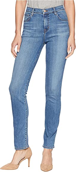 Ruby High-Rise Cigarette Jeans in Lovesick