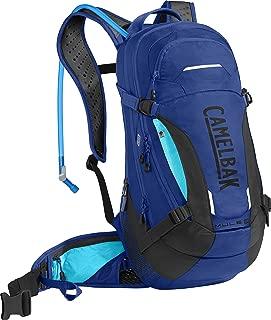 CamelBak M.U.L.E. Low Rider Protector 15 Bike 3L Backpacks, Marine Blue/Lake Blue, One Size