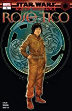 Star Wars: Age Of Resistance – Rose Tico (2019) #1 (Star Wars: Age Of Resistance (2019))