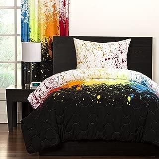SIS Covers Crayola Cosmic Burst Comforter Set, Twin