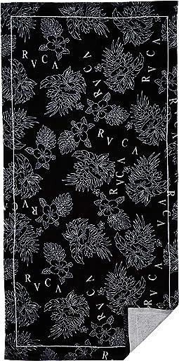 Ceddia Flowers Towel