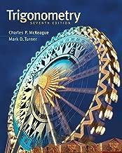 Best trigonometry 7th edition Reviews