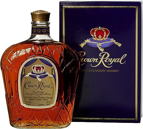 Crown Royal Whisky - 1 x 1 l
