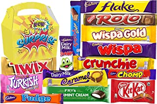 Cadbury Chocolate Selection Box Extra Large - Cadbury Milk Chocolate in a Surprise Candy Gift Box.