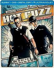 Hot Fuzz Limited Edition Blu-ray Steelbook