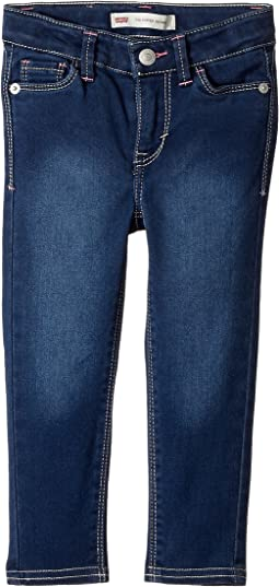 Levi's® Kids 710 Back Pocket Jeans (Toddler)