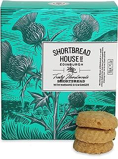 Shortbread House Stem Ginger Mini Box 150g