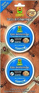 Compo 2226502011 - Cebo para hormigas, 1 blister de 2 uds