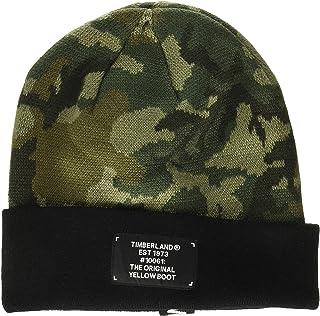 قبعة رجالي مموهة من قماش الجاكار من Timberland