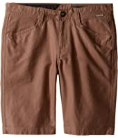 Volcom Kids - VSM Gritter Shorts (Big Kids)