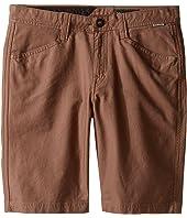 Volcom Kids - VSM Gritter Shorts (Big Kids)