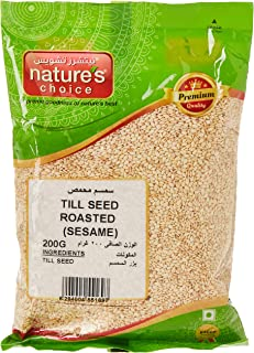 Natures Choice Till Sesame Seed Roasted, 200 gm