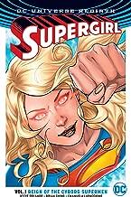 Supergirl (2016-) Vol. 1: Reign of the Cyborg Supermen