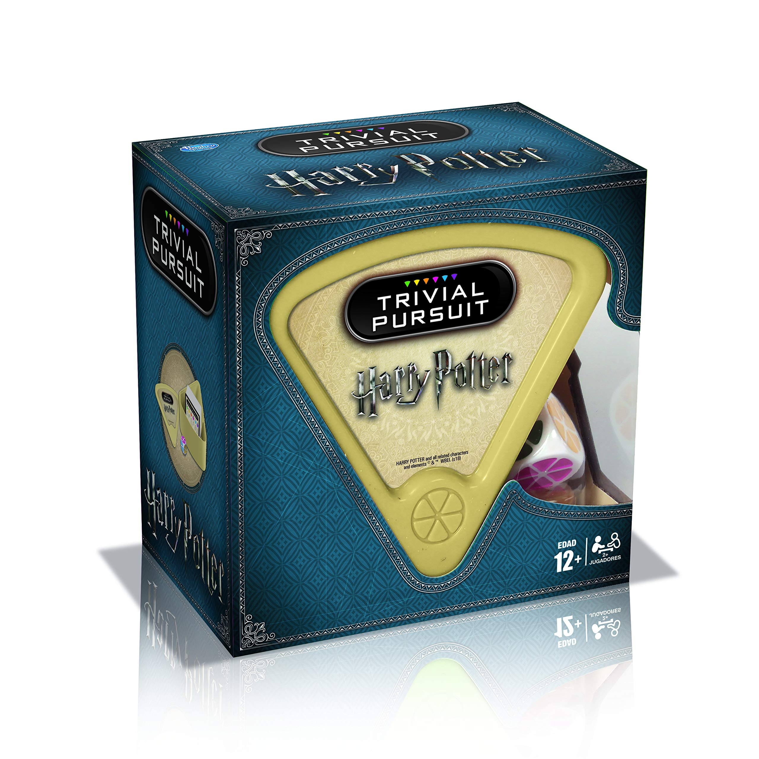 Winning Moves- Trivial Bite Harry Potter, Multicolor, Talla Única (Eleven Force 10292): Amazon.es: Juguetes y juegos