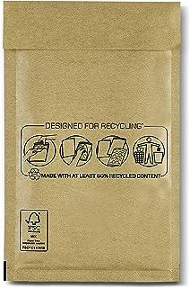 Silver Strip B0097685 Lot de 500 enveloppes commerciales F.To 120 x 180 en papier utilisation main FSC 80 g
