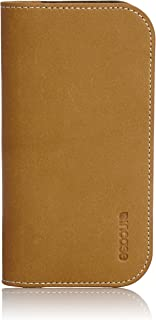 Incase Leather Wallet for iPhone 5s/5c - Retail Packaging - Brown/Tan
