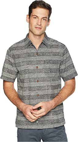 Rattan Stripes Camp Shirt