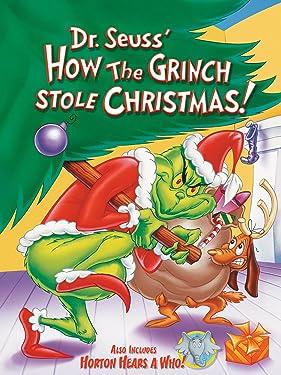 How the Grinch Stole Christmas! / Horton Hears a Who!