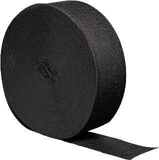 بكرة ورق الكريب تاتش أوف كولور من كريتيف كونفيرتنج، 2.8 متر، قطيفة سوداء