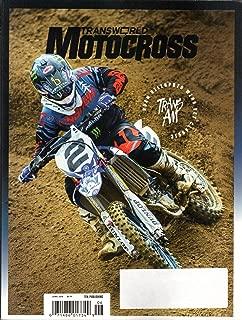 Transworld Motocross Magazine June 2018 | Ryan Villopoto
