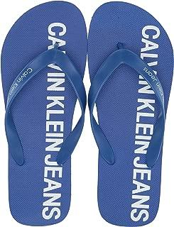 CK Jeans 男士 Errol 一脚蹬凉鞋