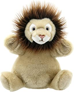 The Puppet Company Cuddly Tumms Lion Cub Hand Puppet