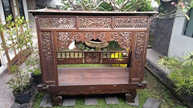 Design MIX Gallery Balinese Canopy Bed