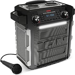 Ion Block Rocker Sport Waterproof Wireless Speaker