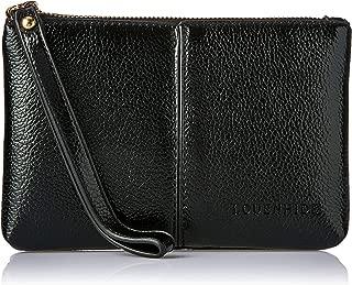 Louenhide Australia 8270MeBk Rio Clutch, Metallic Black