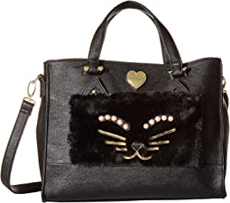 Kitsch Tote with Pouch