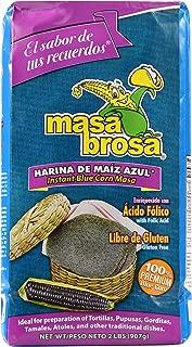 maiz azul tortillas