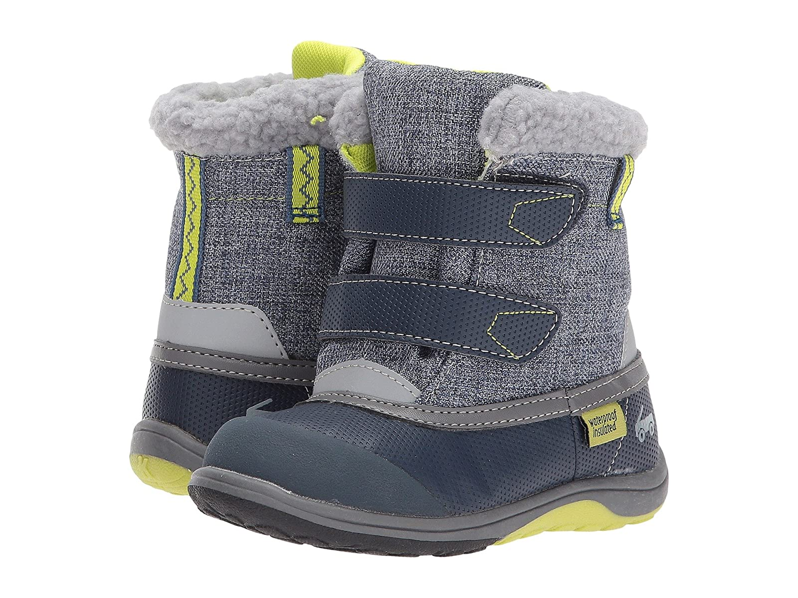 See Kai Run Kids Charlie WP/IN (Toddler/Little Kid)Cheap and distinctive eye-catching shoes