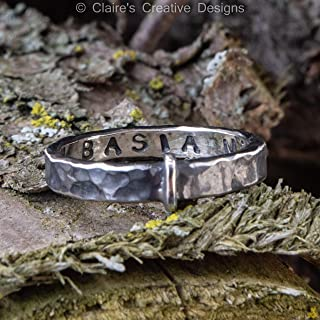 outlander silver ring
